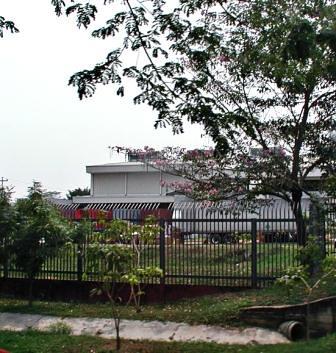 Lear factory in Santa Barbara, Honduras