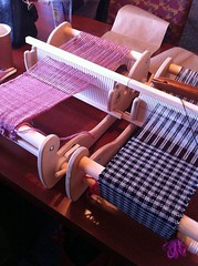twolooms (cuteknitter2000) Tags: two looms