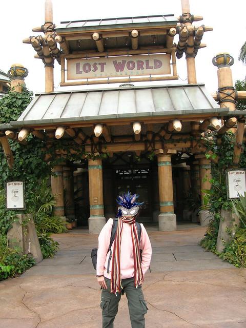 day2-USJ-lostworld