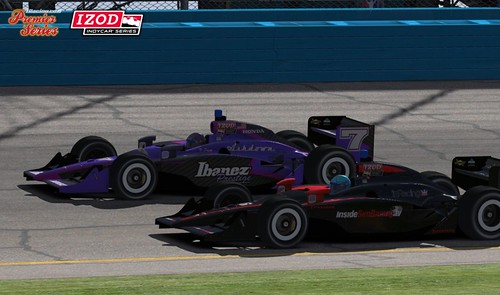 iRacing INDYCAR Premier Series