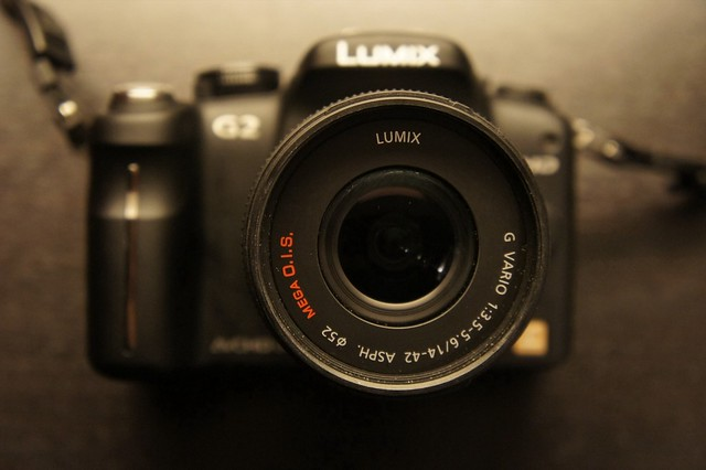 G2 lens