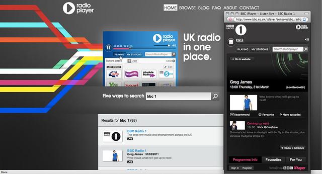 UK radioplayer
