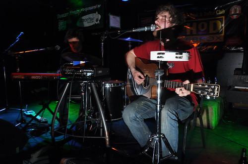 Eamon McGrath at Zaphod Beeblebrox