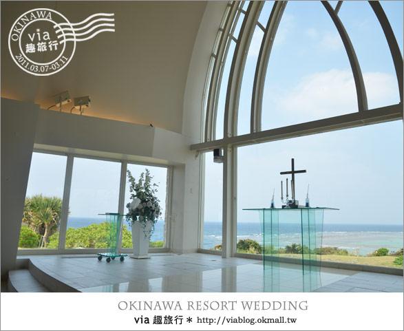 【沖繩教堂】沖繩美麗教堂之旅~Aquagrace、Aqualuce、Coralvita教堂11