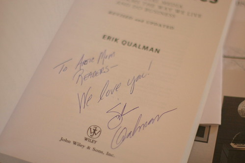 Greetings from Eric Qualman