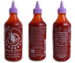 Sriracha met ui-smaak