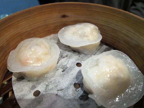 Scallop & Shitake Dumplings