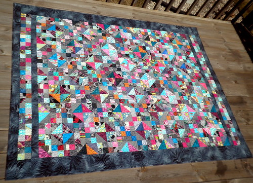 Mystery Quilt - FINISHED!