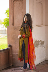 Lawn fever (maha shafqat khan) Tags: pakistan beauty architecture place culture mosque historical lahore