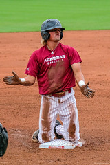 Fall Ball - Oct 7-7 (Rhett Jefferson) Tags: hunterwilson arkansasrazorbacksbaseball