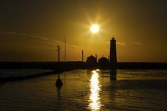 Grtta Iceland (Anna.Andres) Tags: grtta sunset reykjavk iceland sland hafi strnd seltjarnarnes viti lighhouse silhouette annagumundsdttir canoneos70d outdoor water sea serene