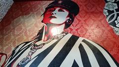Wynwood Kitchen & Bar (Terry Hassan) Tags: usa florida miami wynwood wall art graffiti painting mural picture theme woman wynwoodkitchenbar communist