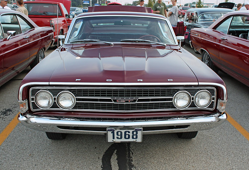 1968 Ford Torino GT SportsRoof Fastback (1 of 9) - a photo
