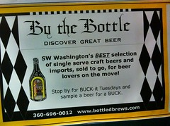 By The Bottle and The Tap Room
