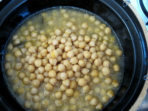Paul Wolfert's Chick Peas