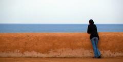 (Funky Tee) Tags: africa girl cool nikon pix north morocco gazing picnik nord rabat afrique kasbah moroc p80