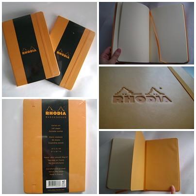 "Rhodia Webnotebook ""Webbie"" 3.0"