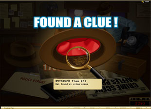 free Private Eye bonus game 1
