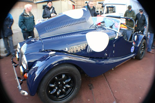 Classic Morgan Sports Car