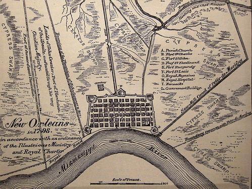 NOLA in 1798