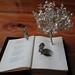 Book Sculpture by Su Blackwell - Alice in Wonderland