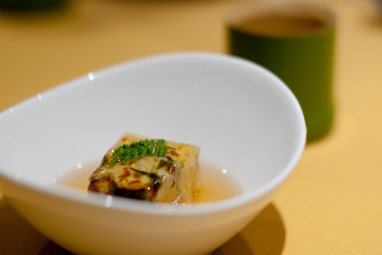 Bamboo Shoot Tofu
