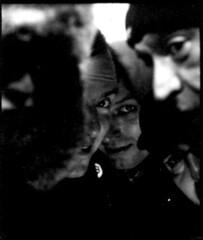 Marc Morgan and band (Marc Wathieu) Tags: berlin booth photo photomaton kastanienallee fotoautomat 2011 marcwathieu marcmorgan jérômemardaga jérômedanthinne calomarotta marcdixon
