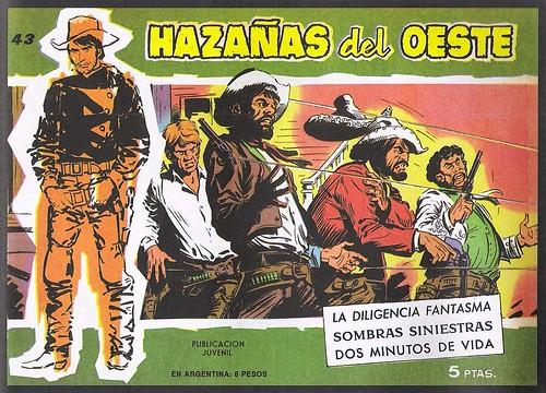 045-Hazañas del Oeste nº43-portada
