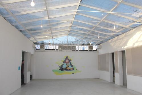 Beijing mural 2011