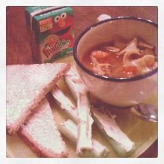 Shae's Dinner 01-31-11: Subterfuge