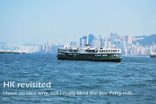 Hong-Kong-star ferry