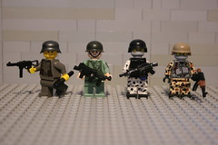 New customs! (Da-Puma) Tags: world 2 modern for war lego sale no soccer read trade customs brickarms