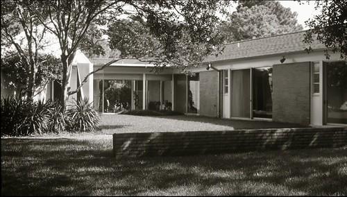 Mossy-Swartz-Johnson Residence (1956)