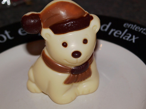 Natalie's White Chocolate Polar Bear