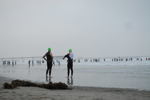 Los Angeles Triathlon, Venice Beach