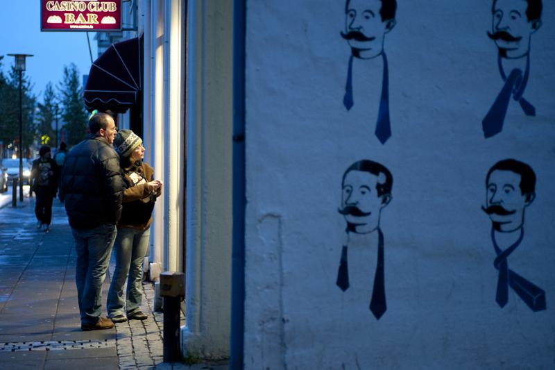 Reykjavik at Dusk