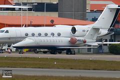 N450JG - 45-096 - Private - Learjet 45 - Luton - 110111 - Steven Gray - IMG_7767