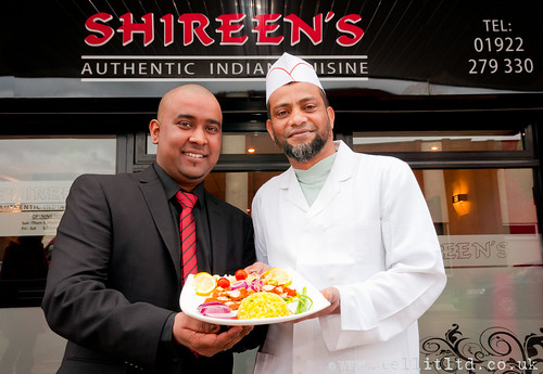 Shireens launch