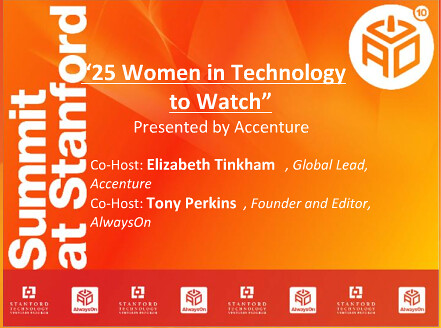 Top 25 Women in Tech to Watch