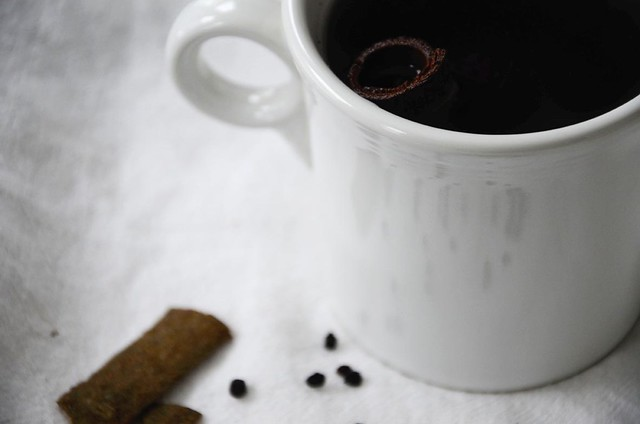elderberry hot toddy