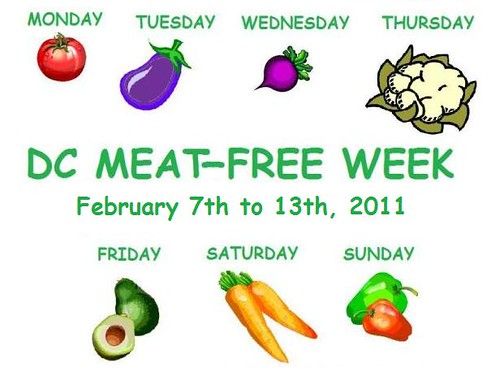 DC Meat-Free Week 2011
