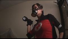 Revecca Chamber (noirgirls) Tags: fetish video noir heroine horror gasmask distress peril damsel ryona tobatsu