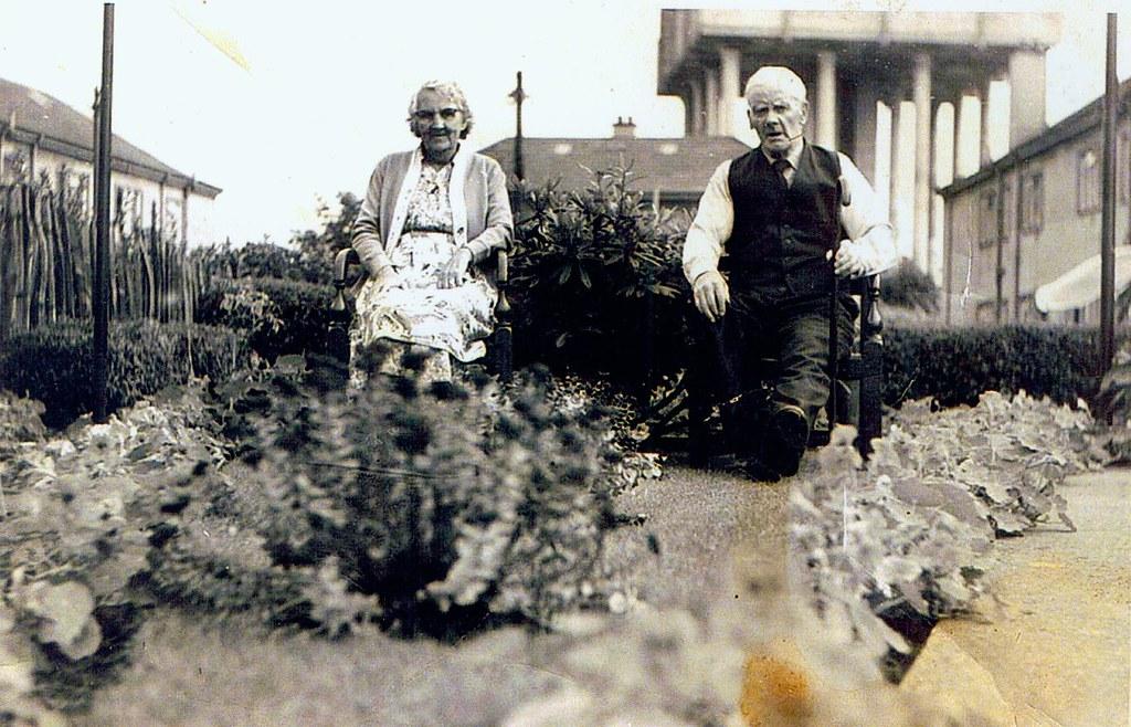 Jane and Hugh Tollan 1965