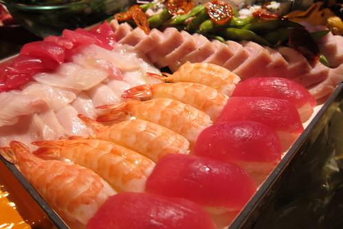 2011 Oscar Food: Sushi