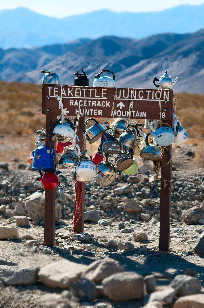 Teakettle Junction © Harold Davis
