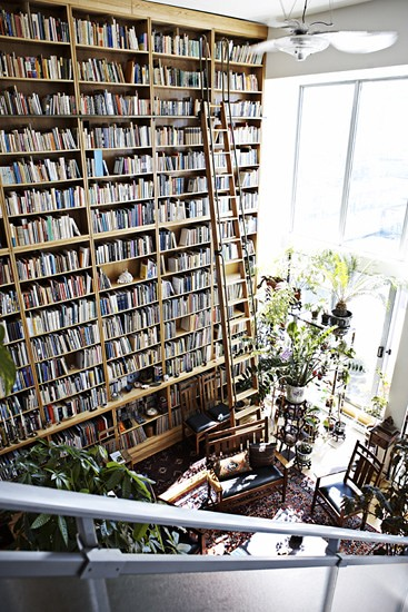 well read via blog.hgtv