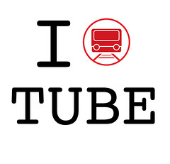 iLoveTubewhite - inspired by Mark Eastwood