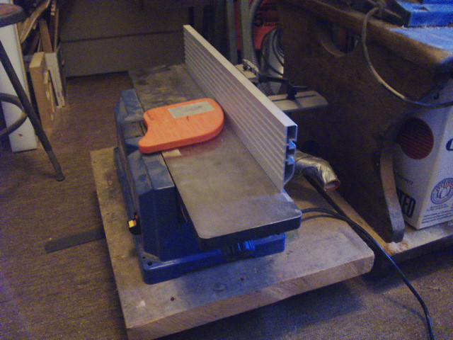 Jointer on Wheels