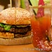 Yew: Olympic burger with a boot of Caesar