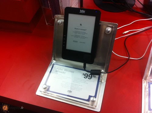 Kobo eReader Wireless